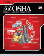 1910 OSHA General Industry Regulations Book